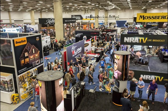 Nra Show 2020 Dallas.Nra Annual Meetings Home